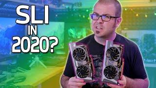 Is SLI even worth it in 2020? - Probing Paul #47