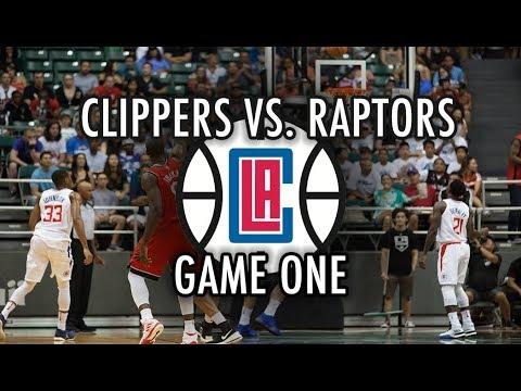 ICYMI: L.A. Clippers vs. Toronto Raptors Highlights | NBA Preseason Oct. 1
