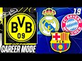 NO WAY!! WE FACE THIS CLUB AGAIN IN THE CHAMPIONS LEAGUE!!😱 - FIFA 21 Dortmund Career Mode EP19