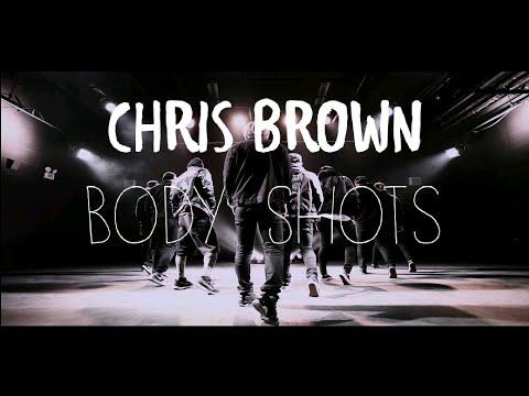 @HANMOI Choreography | @Chris Brown 'Body Shots' | @Young Boss