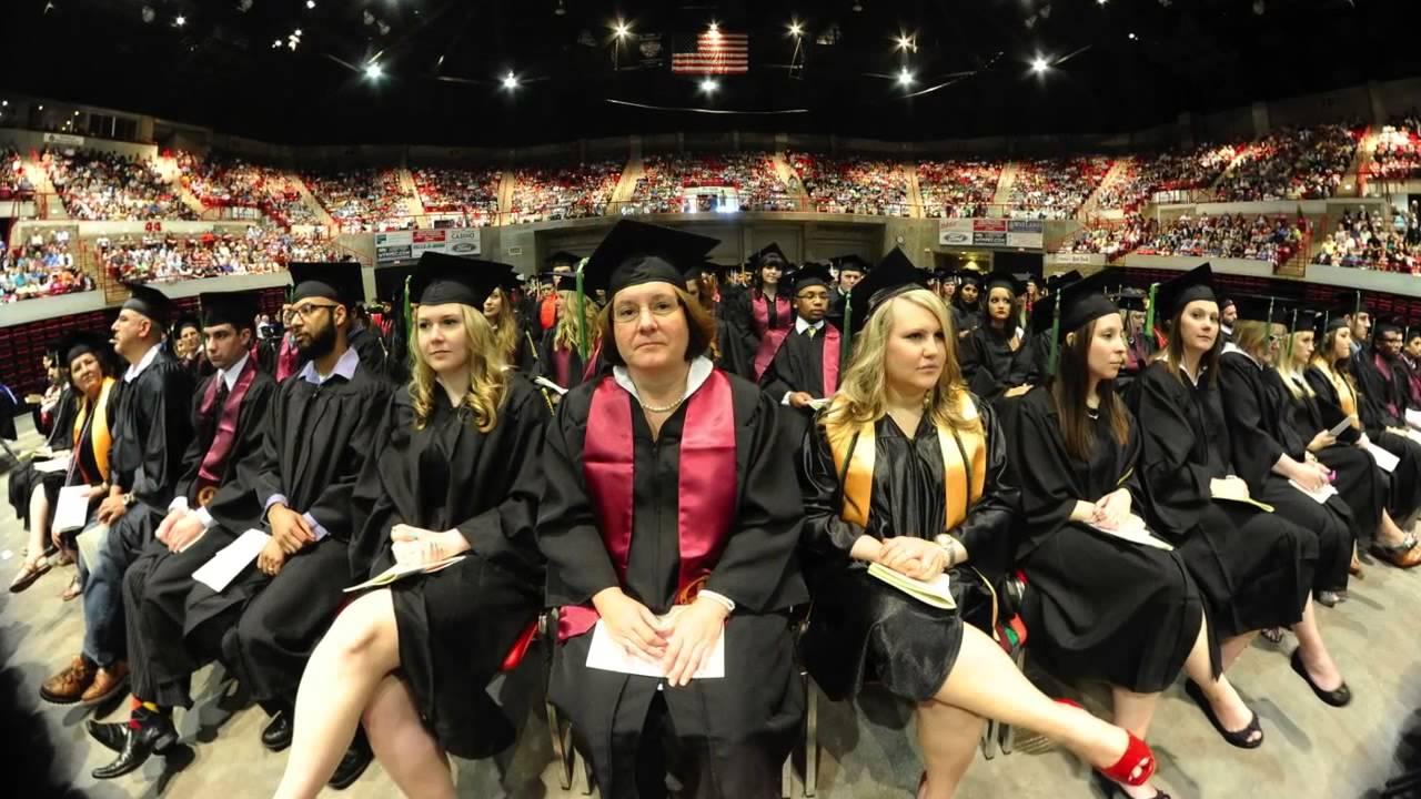 MSU Graduation 2014 - YouTube