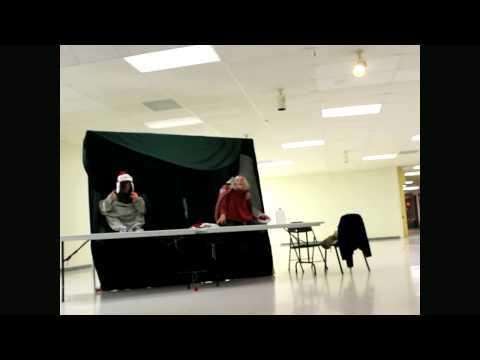 State Fair Community College Midget Puppet show
