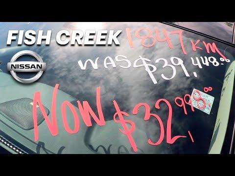 DEMO DAY DISCOUNTS At Fish Creek Nissan // Calgary
