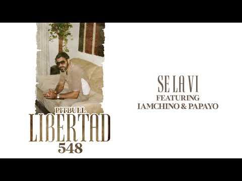 Pitbull ft. IAmChino \u0026 Papayo - Se La Vi (Audio Oficial)