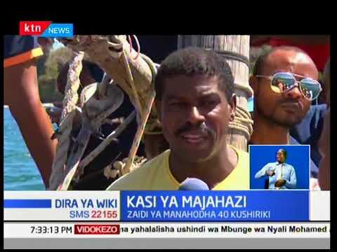 Mashindano ya kasi ya majahazi kuandaliwa mara mbili katika kaunti ya Kilifi