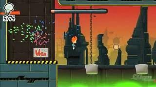 Max & the Magic Marker Nintendo Wii Trailer - Gameplay