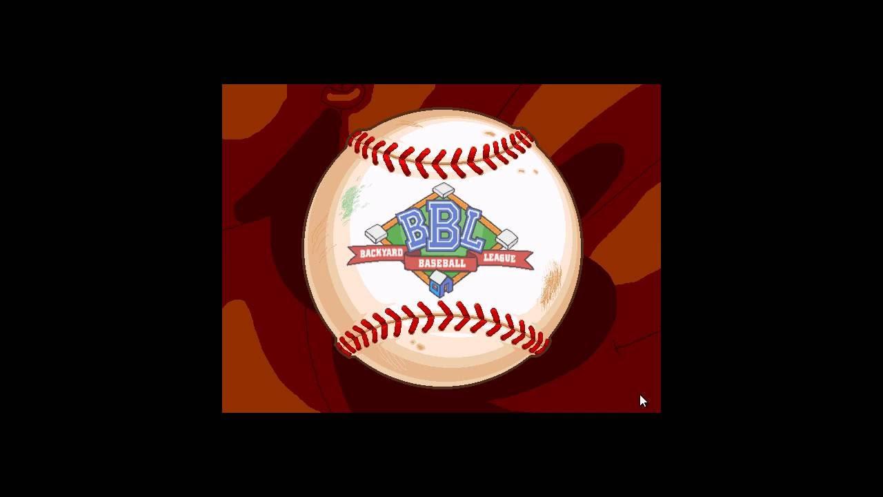 The Making Of A Champion - Backyard Baseball Episode 1 ...