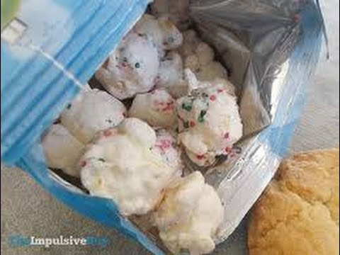 cracker jack sugar cookie popcorn