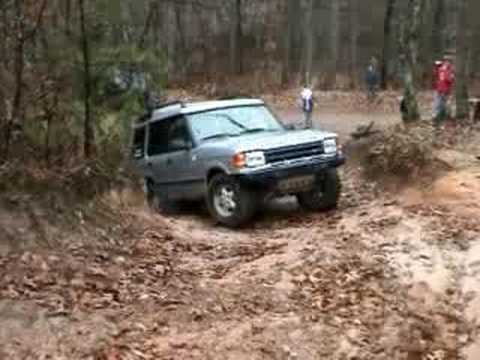 Land Rover Discovery Off Road Youtube