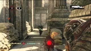 ❉Essence❉ Secondo Rawr MooMooMiLK Gears of War 3 TriTage June 2015