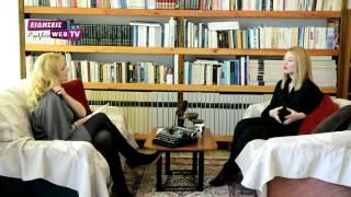 Η ορθοδοντικός Παναγιώτα Γκόλιαρη στις Ειδήσεις-Eidisis.gr webTV