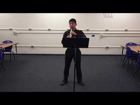 Ryan Hirokawa Tchaikovsky 4 college audition