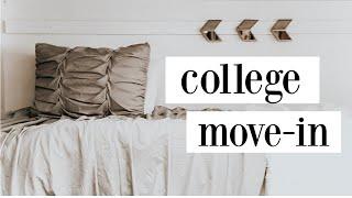 COLLEGE MOVE-IN DAY VLOG 2017 | UGA DORM