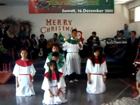 Liturgi Salib @Natal sma3pskd on Dec 16, 2011
