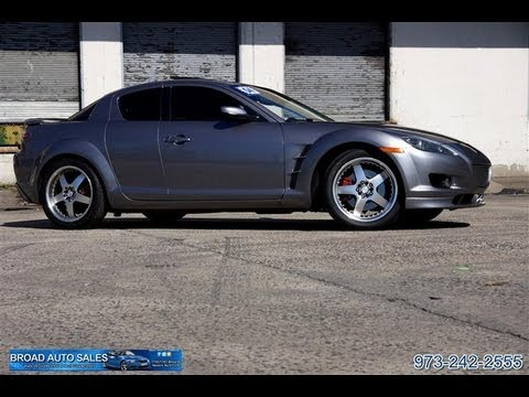 2004 mazda rx8 automatic test drive zoom zoom youtube. Black Bedroom Furniture Sets. Home Design Ideas