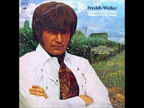 Games People Play , Freddy Weller , 1969 Vinyl