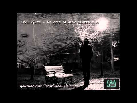 Liviu Guta - As vrea sa mor pentru o zi