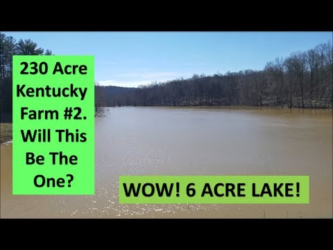 Buying Land-Kentucky Farm #2 Will This Be The One?