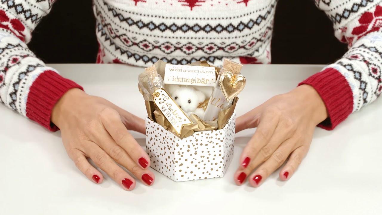 Außergewöhnlich LIBRO Tipp: Geschenk mit Cellophan richtig verpacken! - YouTube &CB_79