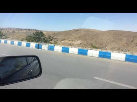 Drive to Torghabeh