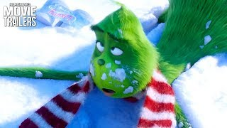 THE GRINCH | First look trailer for Benedict Cumberbatch Dr. Seuss Christmas Movie