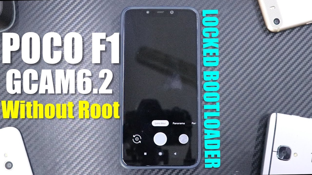 GCAM 6 2 On Poco F1 Without Root | Locked/Unlocked Bootloader | Best