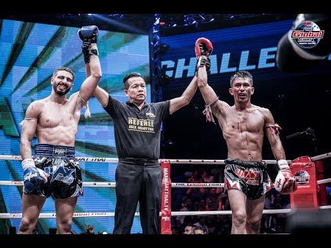 The Global Fight Champion Challenge - วันที่ 02 Jan 2019