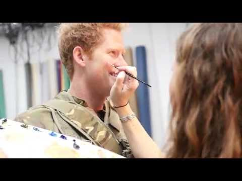 The making of HRH Prince Harry's wax figure at Madame Tussauds London