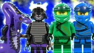 LEGO NINJAGO LEGACY PART 1 - SNEAK PEEK SCENE - BREAKOUT