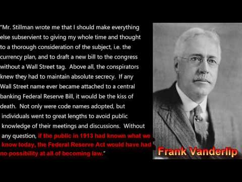 Who Really Controls the US Monetary System?  Federal Reserve - Private or Government Controlled?