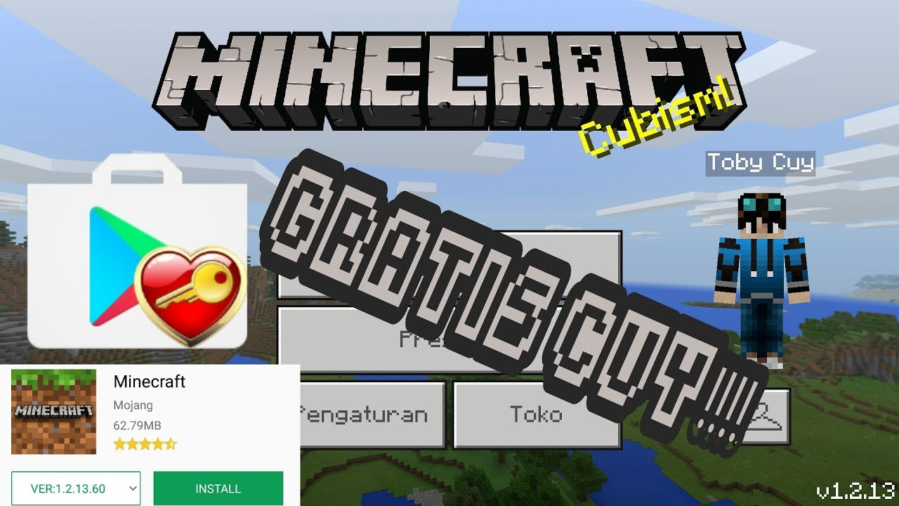 download game minecraft pe versi baru
