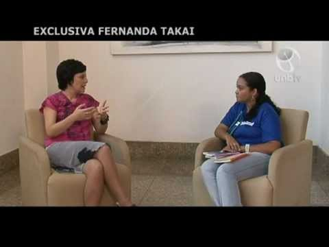 Exclusiva com Fernanda Takai bloco 02/02