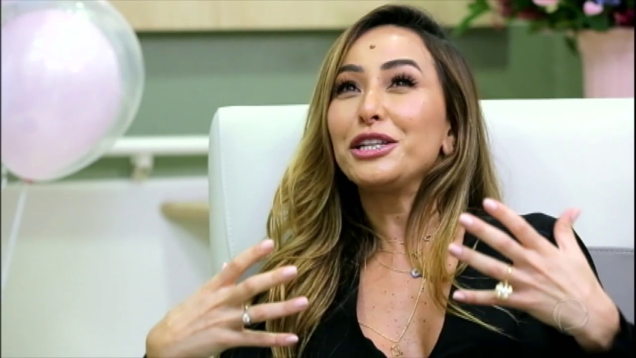 Sabrina Sato conta como descobriu a primeira gravidez