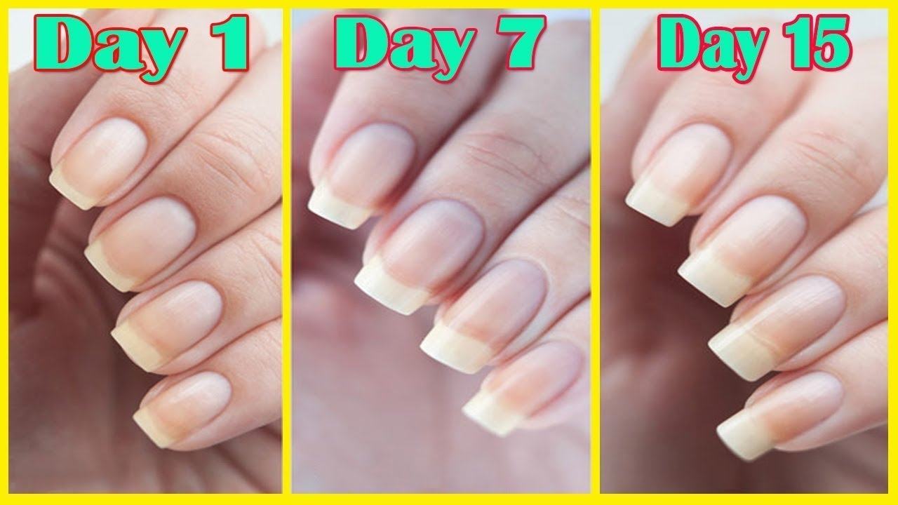 Nails Growth ,Make Nail Polish Grow Nails In 20 Minutes - YouTube
