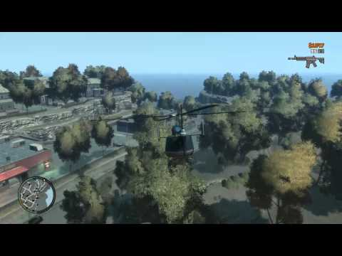 GTA IV Cops 'n' Crooks: Epic Escape from Globe Oil