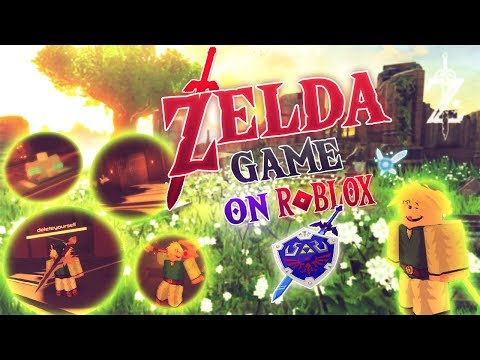 A New Zelda Game On Roblox I Early Access Aeadia S Saga The - acrobat flee the facility roblox