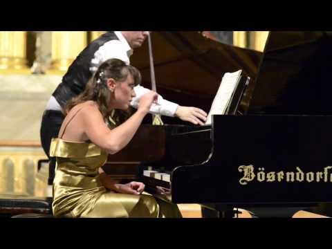 Rachmaninov   Paganini Variations Ivetta Irkha piano