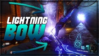 Black Ops 3 Der Eisendrache Lightning Bow Upgrade! Der Eisendrache Lightning Bow Upgrade Tutorial!