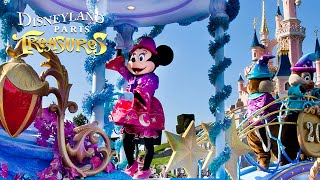 Disneyland Paris - Disney Magic on Parade! -  Christmas 2015 - HD 1080p/50fps Video(Disneyland Paris's big parade