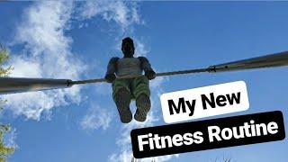 Vegan Calisthenics Workout Routine   Elevation Training Fitness Mask