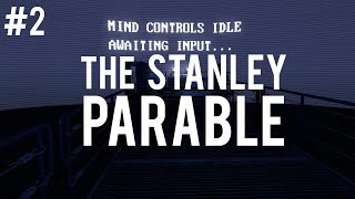 MIND CONTROL?! - The Stanley Parable - #2