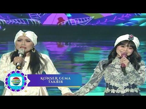 Lesti & Rita Sugiarto - Goyah | Konser Gema Takbir
