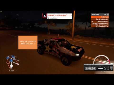 Forza Horizon 3 PC Network diagnostics and dns fix!! Read Description
