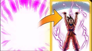PRETTY MUCH LR CARD ARTS! BUCCHIGIRI SIMULATED SUMMONS! Dragon Ball Z Bucchigiri Match