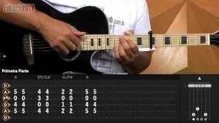 Bubbly - Colbie Caillat (aula de violão completa)