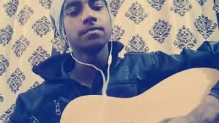 "Song ""Tujhse Naraz Nahi Zindagi""(Unplugged version) Cover By Sparsh Tailang 'STAR'."