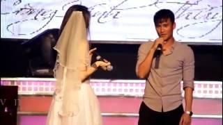 Clip đám cưới Công Vinh Thủy Tiên ngày 27-12-2014