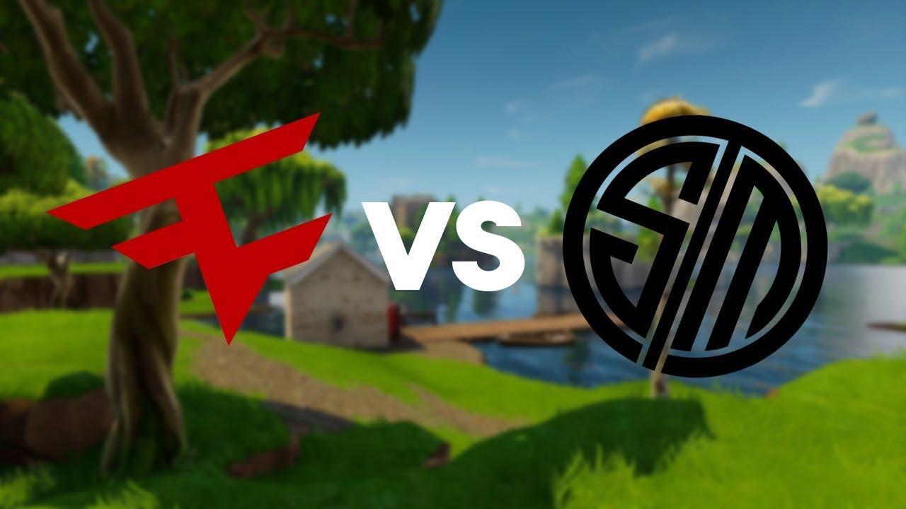 TSM VS FaZe - YouTube