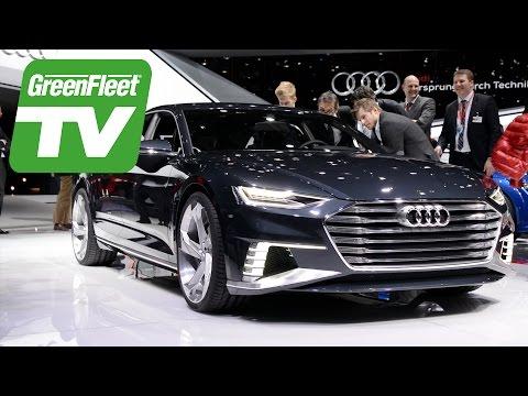 Audi Avant Prologue 3.0 Diesel-Electric Hybrid