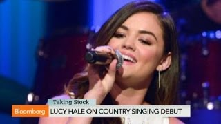 'Pretty Little Liars' Star Lucy Hale: Life Is Good